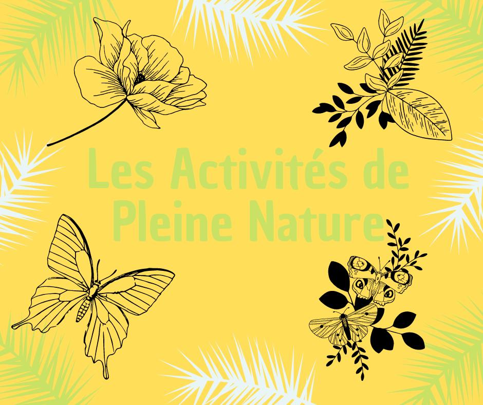 """#momentdevasion Du sport version """"Pleine Nature"""" 🌿 Ici en Ardèche les possibilités sont nombreuses!!"""